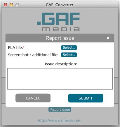 GAF Media blog - Resources for Flash game developers