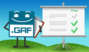 GAF converter free version to port swf to mobile